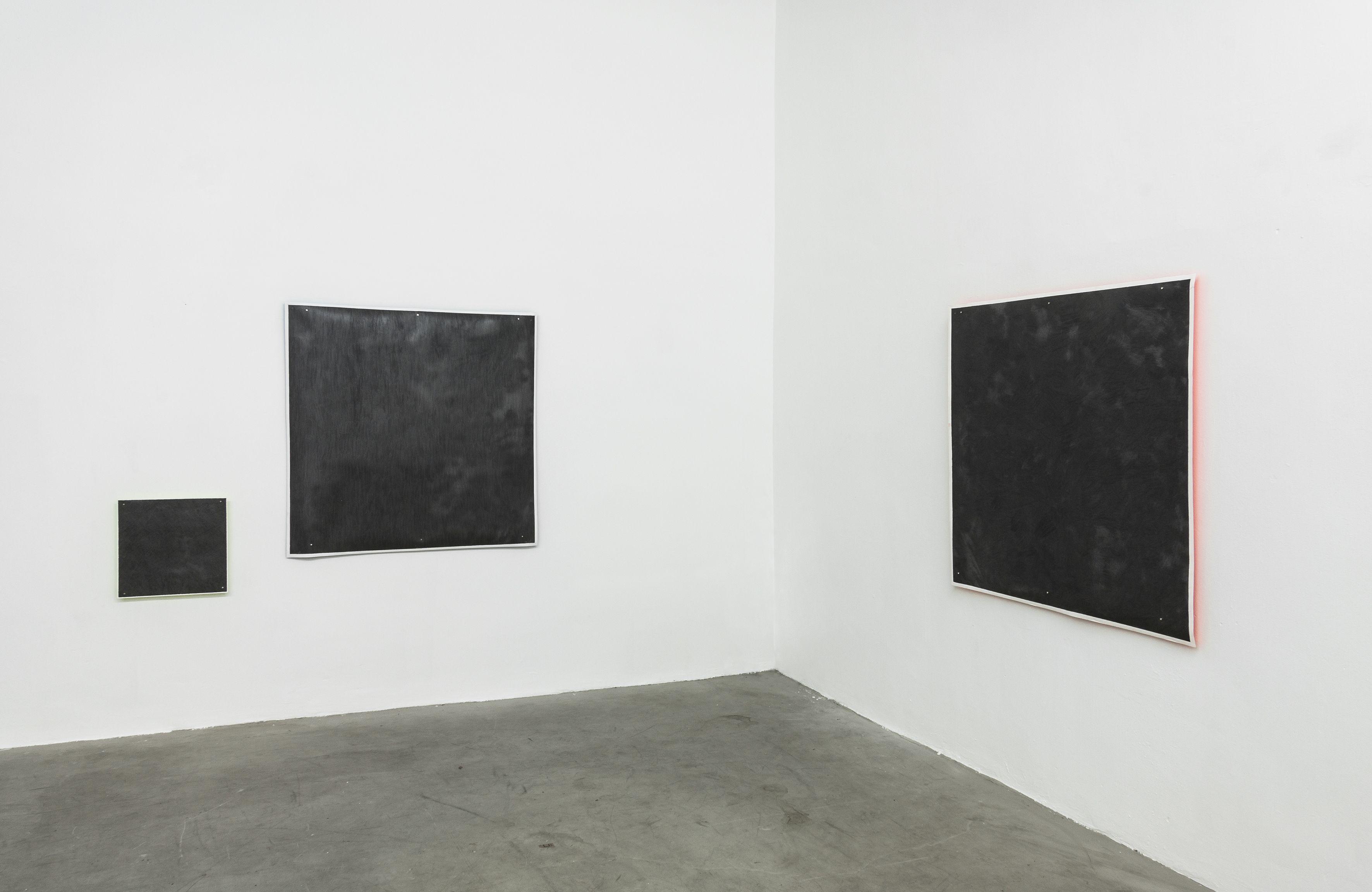 Installation des Künstlers Philip Emde