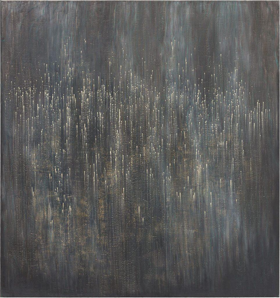 PH_9016_5433.jpg: Ohne Titel, 150 x 140 cm, Öl/Tempera auf Leinwand, 2021