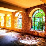 Peter Hofmeister Abandoned View