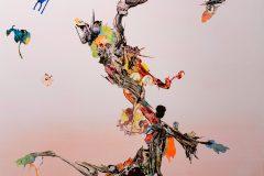 Vorstösse in neue Dimensionen – Fotografien von Susanne Neiss und Informelle Cutouts von Regina Reim