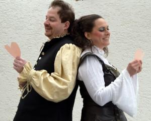 Benedikt und Beatrice