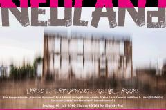 Projekt NEULAND – Possible Rooms im Art Shop des Neustadter Kunstvereins